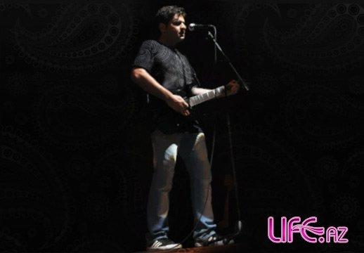 Рокер Милан Мамедов записывает новый альбом
