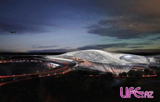 Международный аэропорт Гейдар Алиев существенно увеличил пассажиропоток