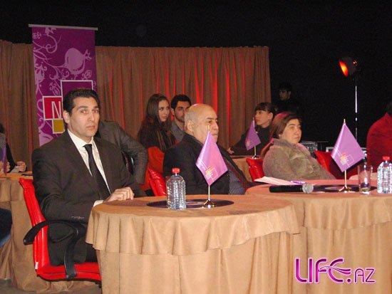 Третья неделя «AzeriStar 2011» прошла без сюрпризов [Фото]