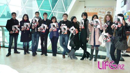 EMIN сделал подарок бакинским фанатам [Фото]