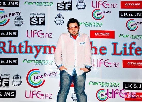 Прошла вечерника Rhthym of the Life [Фото]