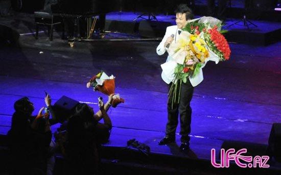 Филипп Киркоров даст соло-концерт в Азербайджане