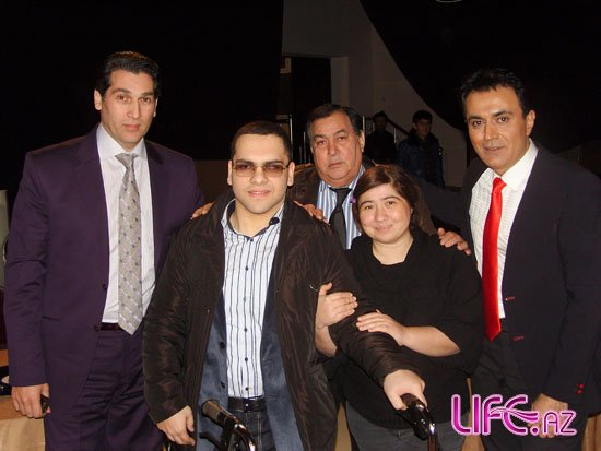 Завершилась пятая неделя конкурса «AzeriStar 2011», снова шоу покинула деву ...
