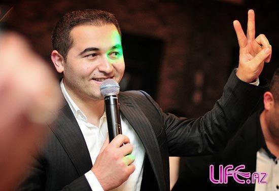 Представители азербайджанского шоу бизнеса собрались на открытии клуб-ресто ...