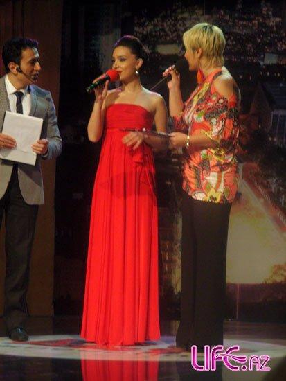 Завершилась шестая неделя конкурса «AzeriStar 2011», на этот раз шоу покину ...