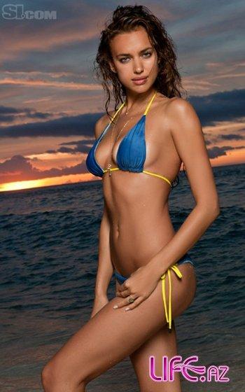 Ирина Шейк в фотосессии Sports Illustrated [Фото]