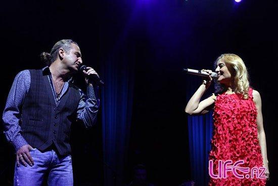 Анжелика Варум и Леонид Агутин снова выступят в Баку