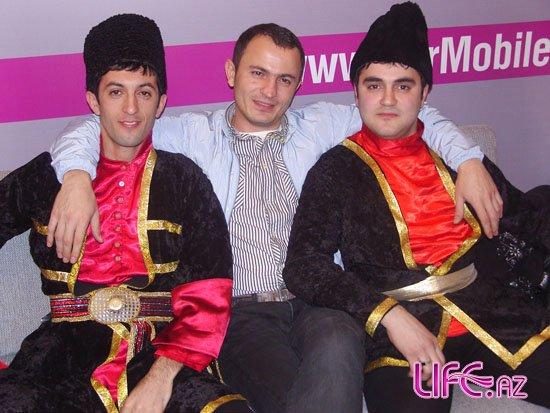 Праздничная неделя конкурса «AzeriStar 2011» [50 фото]