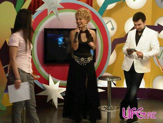 Нура Сури приняла участие в телепередаче