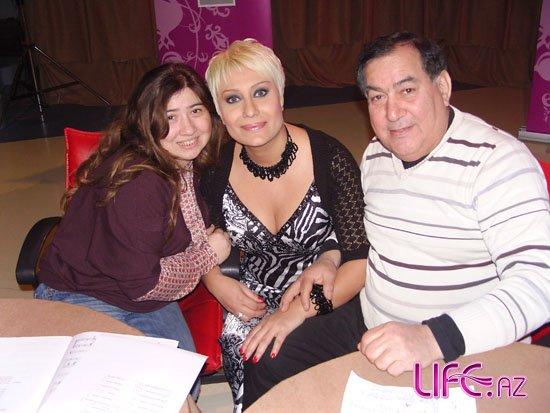 Фоторепортаж с «AzeriStar 2011» на седьмой неделе [Фото]