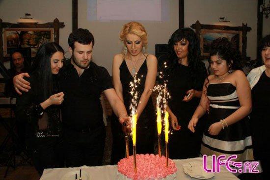 Роза Зяргярли презентовала клип на своем дне рождения [Фото]