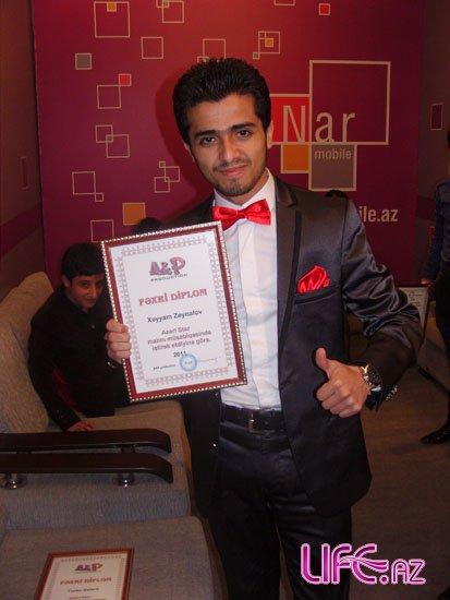 Стал известен победитель конкурса «AzeriStar 2011» [70 фото]