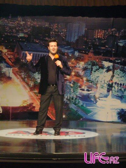 Певец Эльнур удостоился премии в Турции