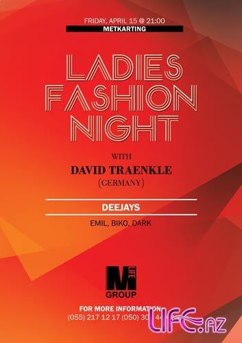 В Баку пройдет вечеринка «Ladies fashion night»