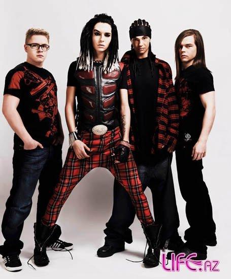 Фанаты «Tokio Hotel» проведут в Баку проведут акцию