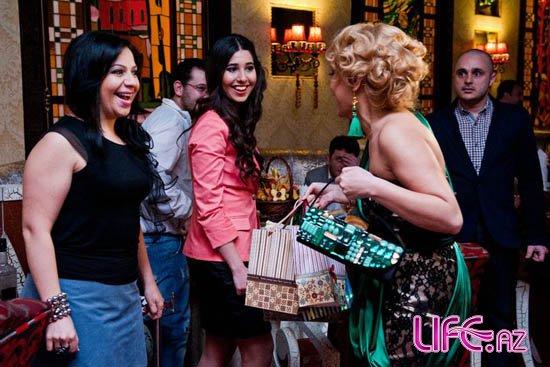 Нура Сури снова собрала представителей шоу-бизнеса [Фото]