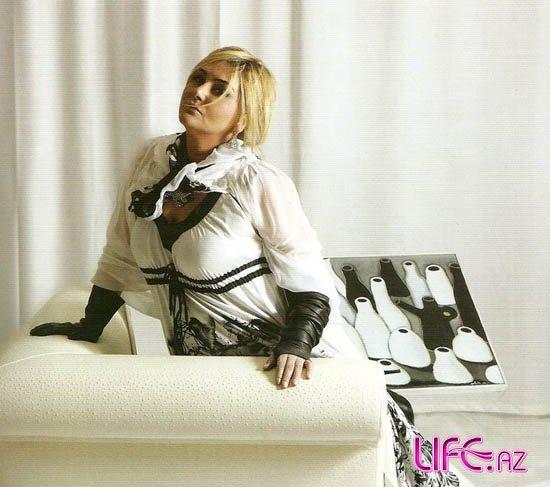 Зульфия Ханбабаева презентовала новую песню посредством интернета [Фото][Ви ...