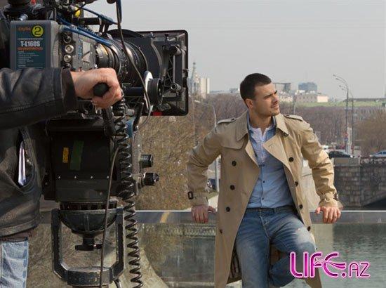 Эмин Агаларов снимает новый клип [Фото]