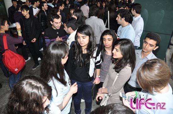 В «Park Bulvar» состоялся концерт в связи завершением «American Days in Azerbaijan» [Фото]