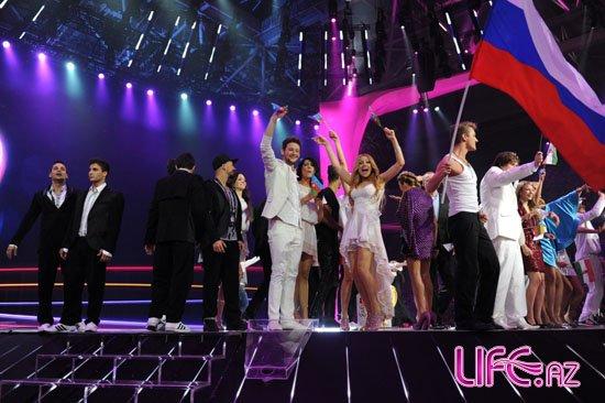 Сегодня состоится финал «Евровидение-2011»