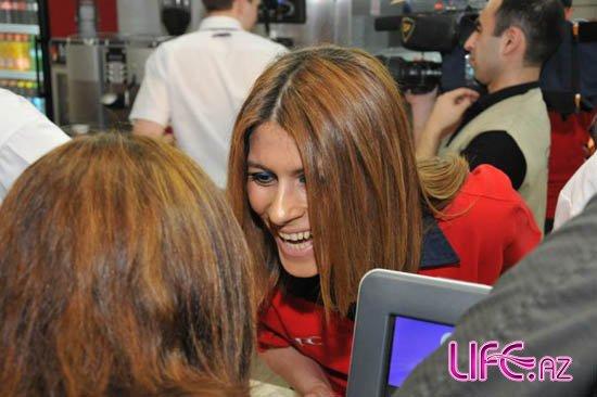Звездый шоу-бизнеса приняли участи на открытии KFC [Фото]