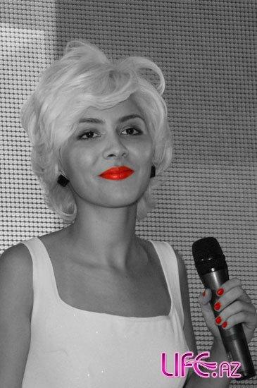 Экс-участница национального отбора «Евровидение 2011» Диана Гаджиева презентовала клип