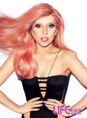 Леди Гага в объективе Терри Ричардсона [Фото]