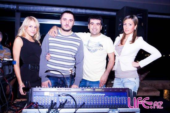 В Баку состоялся концерт группы «Krec» [Фото]