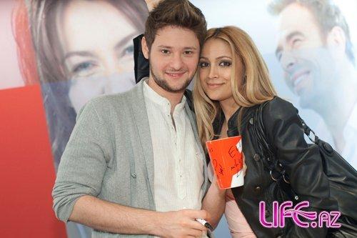 Победители «Евровидения 2011» Эльдар и Нигяр на немецком эфирном пространстве [Видео][Фото]