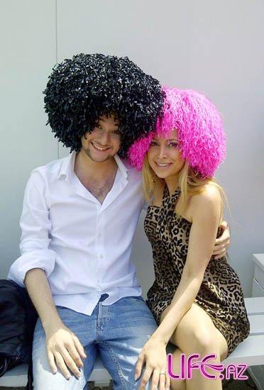 Победители «Евровидения-2011» Эльдар и Нигяр подписали контракт с немецкой  ...