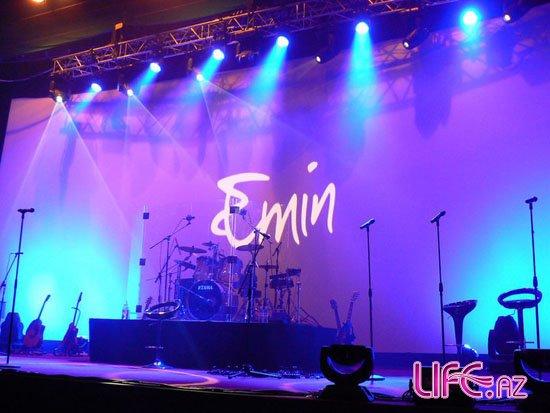 EMIN даст очередной концерт в Москве