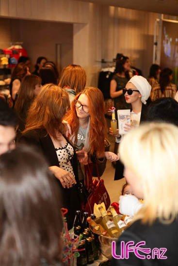 В Баку состоялось Mango Facebook Fashion Party [Фото]