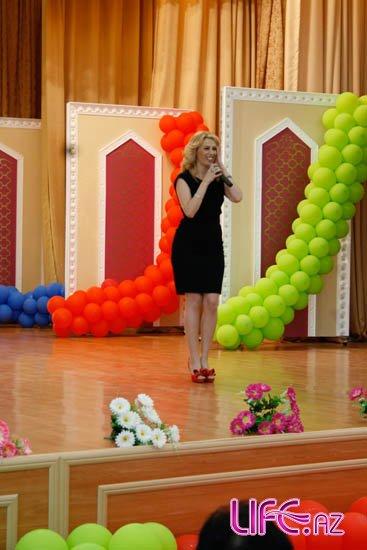 Роза Зяргярли приняла участие на концерте в городе Гусар