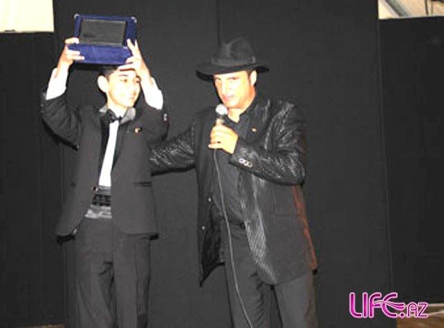 Азербайджанский подросток стал лауреатом фестиваля в Италии