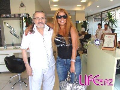 Айгюн Кязымова вернулась из Турции с новым имиджем [Фото]