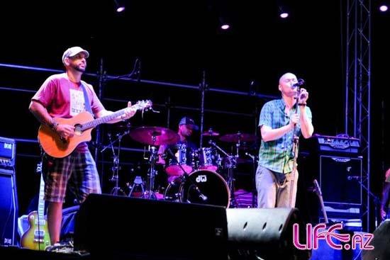 Группа Бумбокс выступит концертом в Баку