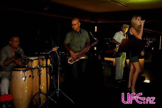 Джазовые исполнительницы дали концерт под названием «Great Live Concert» [Фото]