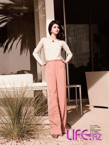 Повзрослевшая Селена Гомес в мексиканском Elle [Фото]