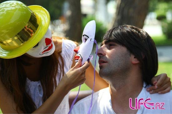 Эльшад Хосе снял клип на песню «Yox təbəssum» [Фото]