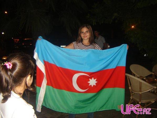 Айнишан Гулиева посетила Грузию [Фото]