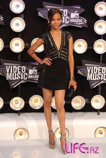 Красная дорожка на премии шоу-бизнеса MTV Video Music Awards [Фото]