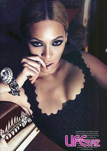 Бейонсе в британском Harper's Bazaar [Фото]