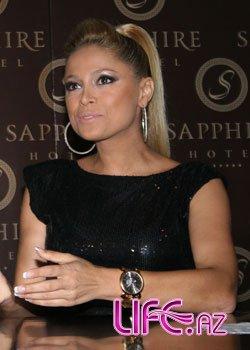 Победительница «Евровидения 2011» Нигяр Джамал застраховала часть своего тела на 1 миллион манатов