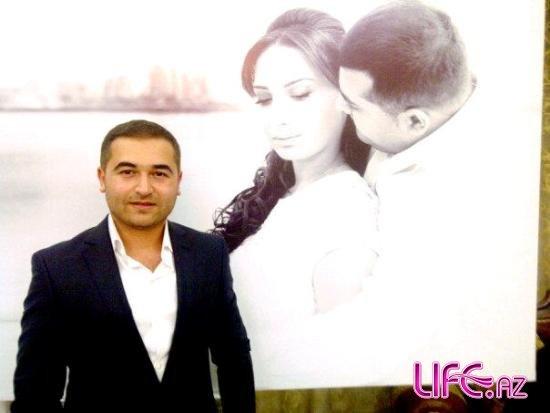 Известный телеведущий Мурад Ариф женился [Фото]