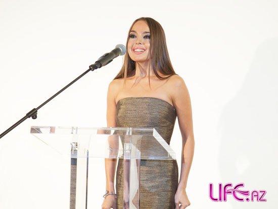 Лейла Алиева: «С этого дня издание будет выходить в продажу в Лондоне, П ...