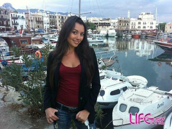 Сафура посетила кипр фото фото