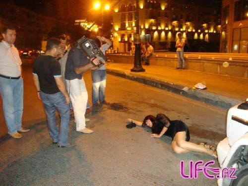 Начинается показ нового азербайджанского сериала «Паутина» [Фото]