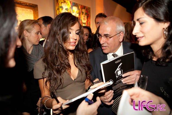 В Лондоне состоялась презентация международного журнала «Баку» для широкой читательской аудитории с участием Лейлы Алиевой [Фото]