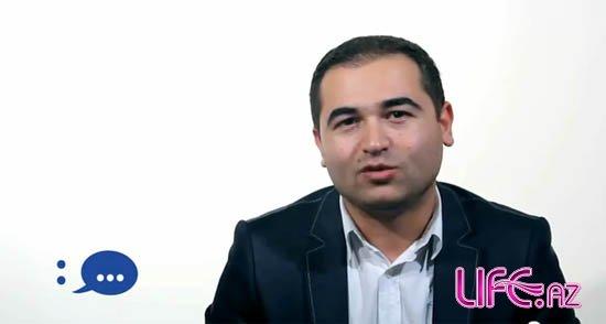 Илькин Гасани стал гостем интернет-проекта «Ulduza toxun»