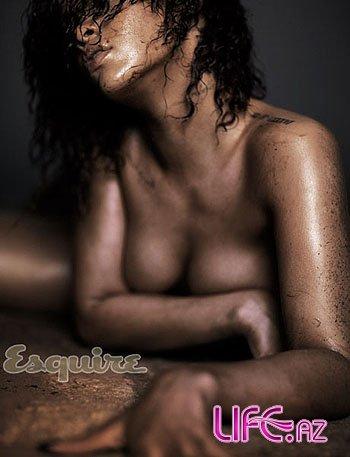 Обнаженная Рианна в Esquire: самая сексуальная на Земле